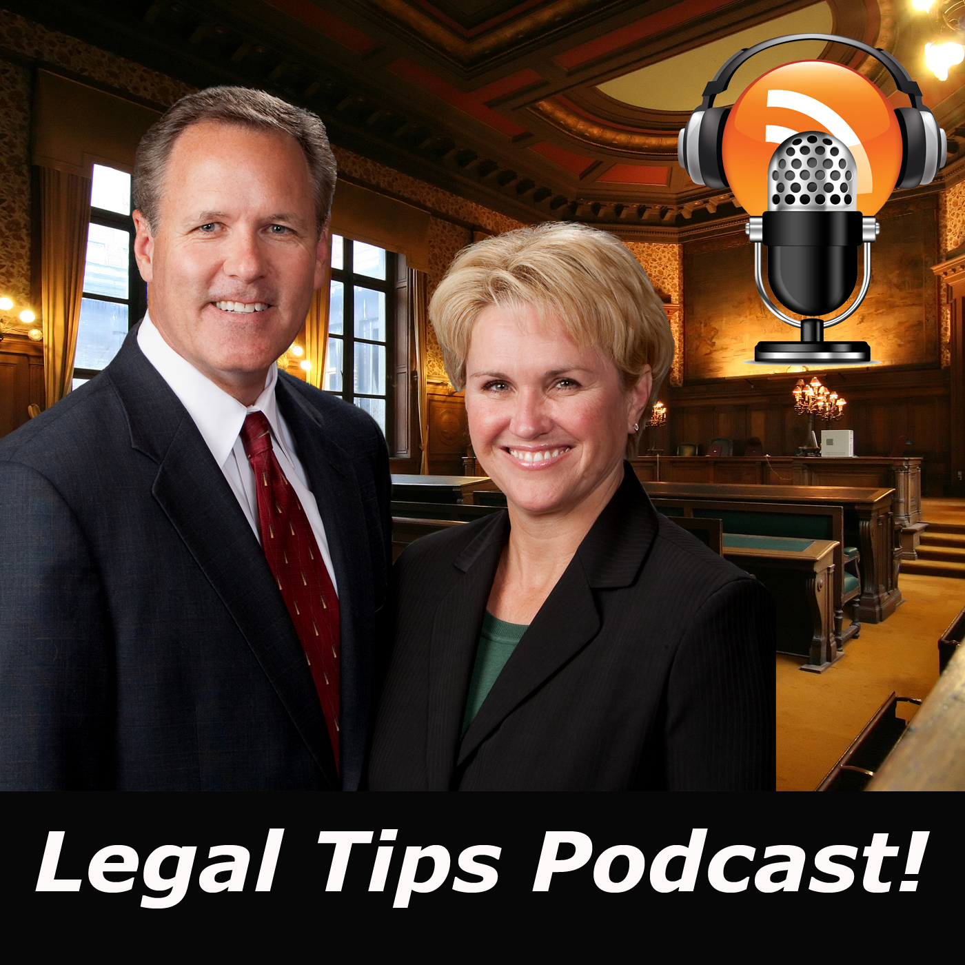 Mitch and Lisa Podcast re Legal Tips