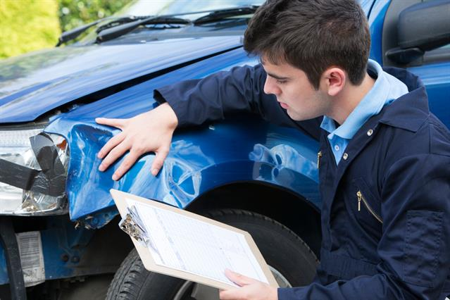 California automobile property damage claims and motorcycle property damage claims