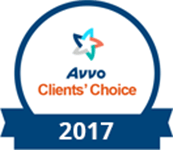Avvo Client's Choice - 2017