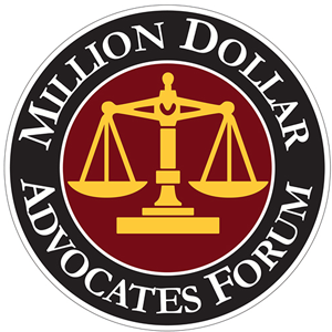 Million Dollar Advocates Forum (multiple time members)