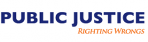 Public Justice- Righting Wrongs- Nominated for the 2013 Trial Lawyer of the Year Award