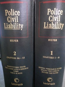 police misconduct law books