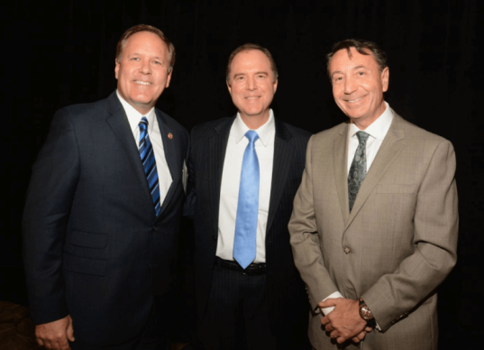 Meeting Congressman Adam Schiff