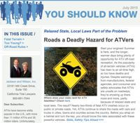 ATV Orange County Lawyer